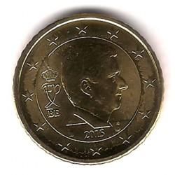 Bélgica. 2015. 50 Céntimos (SC)