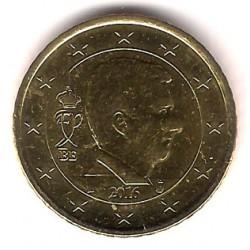 Bélgica. 2016. 50 Céntimos (SC)