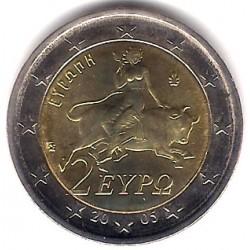Grecia. 2005. 2 Euro (SC)