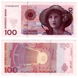 (47a) Noruega. 1997. 100 Kroner (SC)
