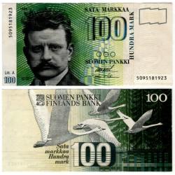(119) Finlandia. 1986. 100 Markkaa (SC-)
