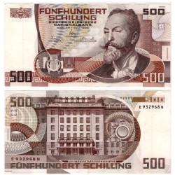 (151) Austria. 1985. 500 Schilling (EBC+)