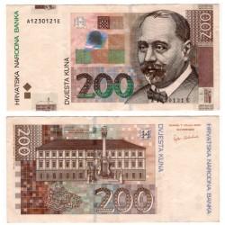 (42a) Croacia. 2002. 200 Kuna (MBC+)