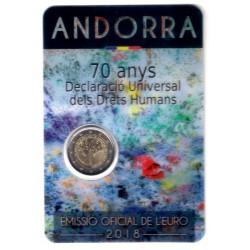 Andorra. 2018. 2 Euro (SC)