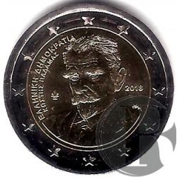 Grecia. 2018. 2 Euro (SC)