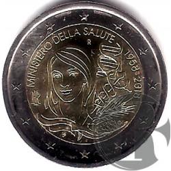 Italia. 2018. 2 Euro (SC)