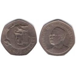 (29) Gambia. 1987. 1 Dalasi (MBC-)