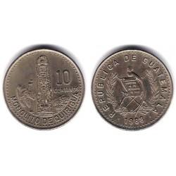 (277.5) Guatemala. 1988. 10 Centavos (EBC+)