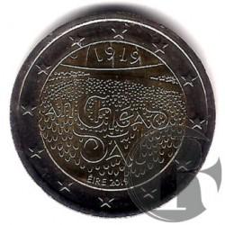 Irlanda. 2019. 2 Euro (SC)