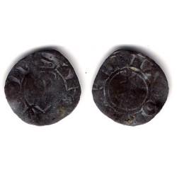Reino de Aragón (Jaime II). 1291-1327. Dinero (RC)