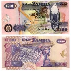 (38h) Zambia. 2009. 100 Kwacha (SC)