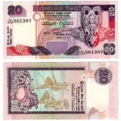 (109d) Sri Lanka. 2005. 20 Rupees (SC)