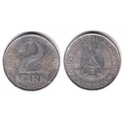 (35.2) Alemania Democrática. 1977(A). 2 Mark (BC)