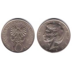 (Y74) Polonia. 1975. 10 Zlotych (SC)