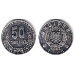 (72) Albania. 1988. 50 Qindarka (EBC)