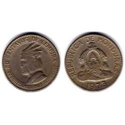 (82) Honduras. 1973. 50 Centavos (MBC)