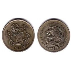(443) Estados Unidos Mexicanos. 1950. 25 Centavos (MBC)