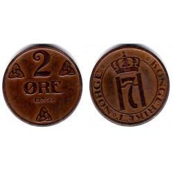 (371) Noruega. 1950. 2 Ore (MBC)