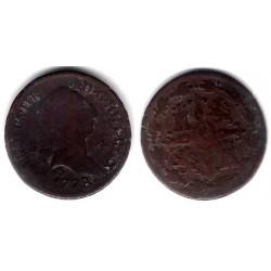 Carlos III. 1778. 4 Maravedi (RC+)