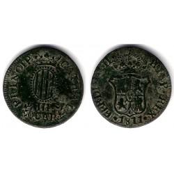 Fernando VII. 1811. 3 Cuartos (MBC-)