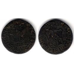 Fernando VII. 1812. 3 Cuartos (BC) Ceca de Cataluña