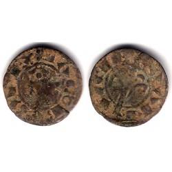 Reino de Valencia (Jaime I). 1238-76. Dinero (RC)