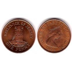 (54) Jersey. 1994. 1 Penny (SC)