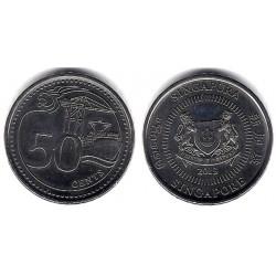 Singapur. 2013. 50 Cents (SC)