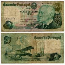 (176) Portugal. 1978. 20 Escudos (BC-)