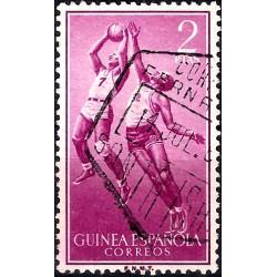 (355) Guinea Española. 1958. 2 Pesetas (Usado)