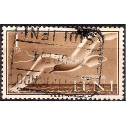 (67) Sidi Ifni. 1954. 1 Peseta (Usado)