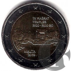 Malta. 2019. 2 Euro (SC)