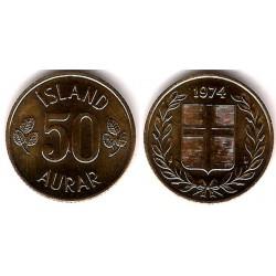 (17) Islandia. 1974. 50 Aurar (SC)