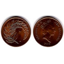 (58) Nueva Zelanda. 1988. 1 Cent (SC)