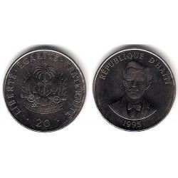 (152) Haití. 1995. 20 Centimes (EBC)