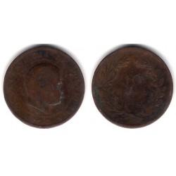 (532) Portugal. 1892. 10 Reis (RC)