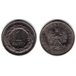 (Y282) Polonia. 1994. 1 Zloty (EBC)