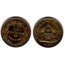 (76.1a) Honduras. 1989. 10 Centavos (SC-)