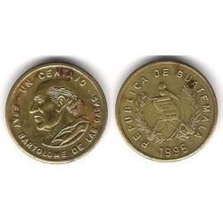 (275.5) Guatemala. 1995. 1 Centavo (MBC+)