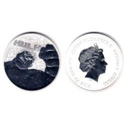 Tuvalu. 2019. 1 Dollar (Proof) (Plata)