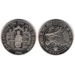 Luxemburgo. 1996. 5 Ecu (Proof)