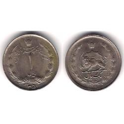 (1171a) Irán. 1972. 1 Rial (EBC)