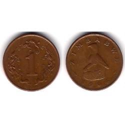 (1) Zimbabue. 1994. 1 Cent (MBC)