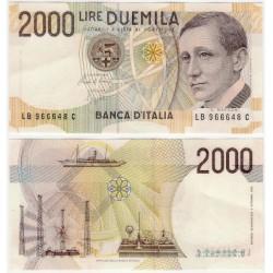 (115) Italia. 1990. 200 Lira (EBC+)