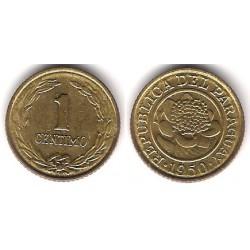(20) Paraguay. 1950. 1 Céntimo (SC)