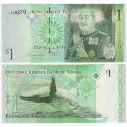 (37) Tonga. 2009. 1 Pa'Anga (SC)