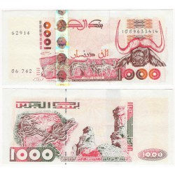 (142b) Algeria. 1998. 10000 Dinars (SC)