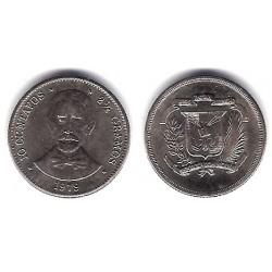 (50) República Dominicana. 1979. 10 Centavos (MBC+)