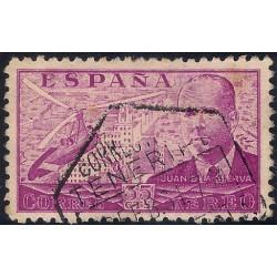 (882) 1939. 35 Céntimos. Juan de la Cierva (Usado)
