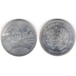España. 2006. 12 Euro (SC) (Plata)